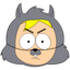 64x64px size png icon of Butters Squirrel head
