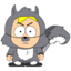64x64px size png icon of Butters Squirrel
