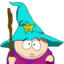 64x64px size png icon of Cartman Gandalf zoomed