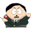 64x64px size png icon of Cartman Hitler