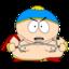 64x64px size png icon of Cartman Ninja crossed