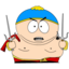 64x64px size png icon of Cartman Ninja
