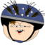 64x64px size png icon of Cartman Special Olympics head