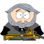 64x64px size png icon of cartman general zoomed