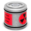 64x64px size png icon of Nuclear Waste Canister