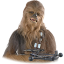64x64px size png icon of Chewbacca