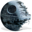 64x64px size png icon of Death Star 2nd