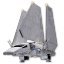 64x64px size png icon of Imperial Shuttle 02