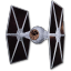 64x64px size png icon of Tie Fighter 01