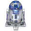 64x64px size png icon of R2 D2