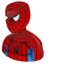 64x64px size png icon of Spider man
