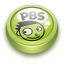64x64px size png icon of PBS TV
