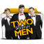 64x64px size png icon of Two and a Half Men