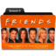 64x64px size png icon of Friends Season 9