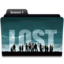 64x64px size png icon of Lost Season 1
