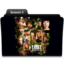 64x64px size png icon of Lost Season 3