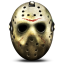 64x64px size png icon of Jason Mask
