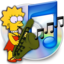64x64px size png icon of iTunes lisa