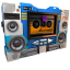 64x64px size png icon of Transformers Soundwave tape side