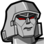64x64px size png icon of Megatron