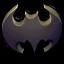 64x64px size png icon of Comics Batman Logo