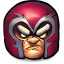 64x64px size png icon of Comics Magneto