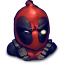 64x64px size png icon of Comics Mask