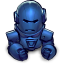 64x64px size png icon of Comics Monger