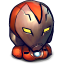 64x64px size png icon of Comics Pop Champagne