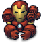 64x64px size png icon of Comics Wariron