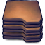 64x64px size png icon of Folders