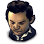 64x64px size png icon of TV Johny Cash