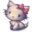 64x64px size png icon of TV Kitty