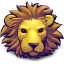 64x64px size png icon of Young Lion