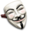 64x64px size png icon of Guy Fawkes Mask