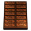 64x64px size png icon of Wonka Bar
