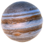 64x64px size png icon of 07 jupiter
