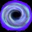 64x64px size png icon of blackhole