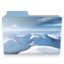 64x64px size png icon of ice folder