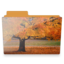 64x64px size png icon of tree folder