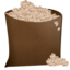 64x64px size png icon of sack full 2
