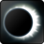 64x64px size png icon of Solar eclipse