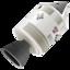 64x64px size png icon of Apollo CSM