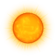 64x64px size png icon of Sun