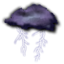 64x64px size png icon of lightning