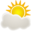 64x64px size png icon of Sunny Period