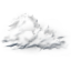 64x64px size png icon of cloudy