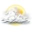 64x64px size png icon of sunny partly