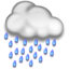 64x64px size png icon of Heavy Rain