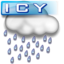 64x64px size png icon of Icy Rain